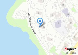 Компания «Найс-сервис» на карте