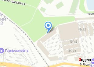 Компания «Электро-Оптим» на карте