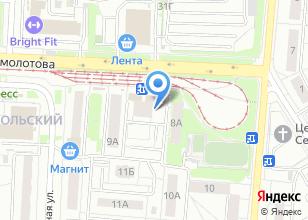 Компания «Европа, ЖСК» на карте
