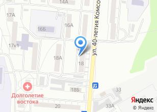 Компания «Хороший Сантехник» на карте