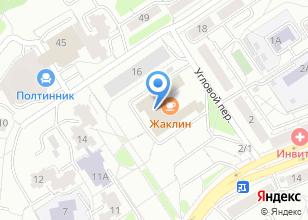 Компания «ДК AVS» на карте