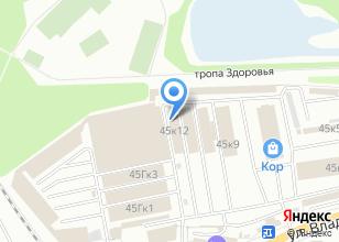 Компания «Урал-Холл» на карте
