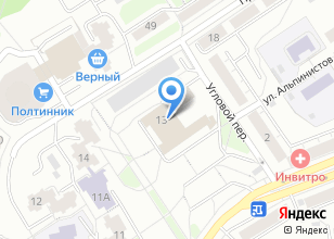 Компания «Оптово-розничный магазин цветов» на карте