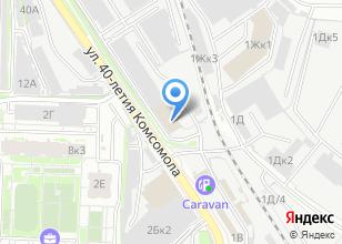 Компания «РубиСтрой» на карте