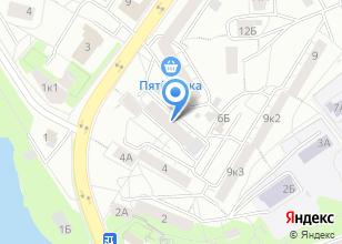 Компания «Обмен» на карте