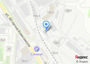 Компания «Уралвзрывпром» на карте