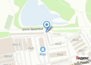 Компания «Марислав» на карте