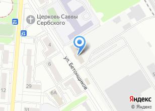Компания «САМОРЕГ» на карте