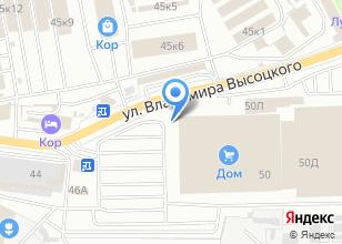 Компания «Северный Экспресс» на карте