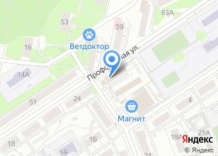 Компания «Флик, ПАО» на карте