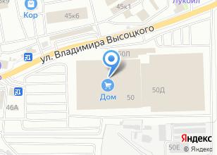 Компания «Дека-Урал» на карте