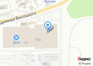 Компания «Оптовые ряды 888» на карте