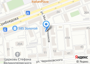 Компания «Гонта-М» на карте