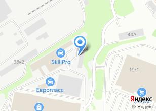 Компания «КДК» на карте