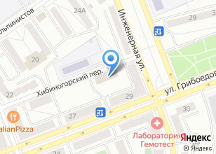 Компания «Баумастер» на карте