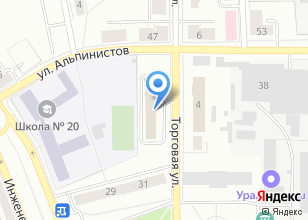Компания «VEDOS» на карте