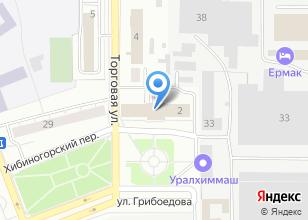 Компания «ГНБ PROFI» на карте