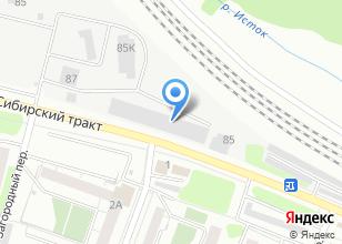 Компания «Max-hoff» на карте