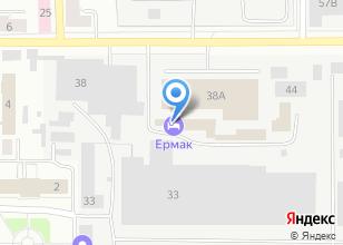Компания «Электроспецпром-96» на карте