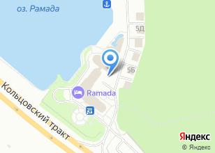 Компания «Ice Park Ramada» на карте