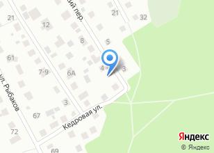 Компания «Межин-Агро» на карте