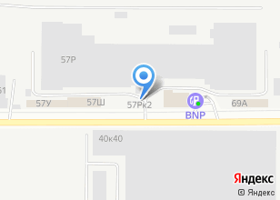 Компания «Корвет» на карте