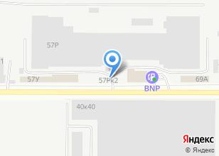 Компания «ТС Логистика» на карте