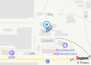 Компания «Уральская Электромонтажная Компания» на карте