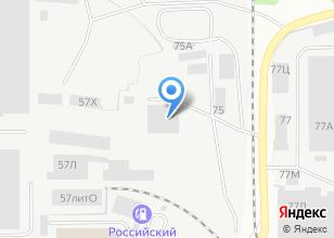 Компания «Промспецстрой» на карте