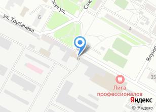 Компания «Стройтеплоизоляция» на карте