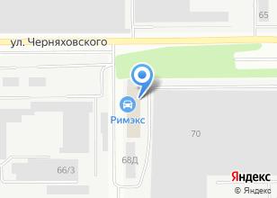 Компания «Кварта–Сервис» на карте