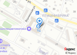 Компания «Мир технологий» на карте