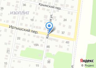 Компания «Пансионат Деревенька» на карте