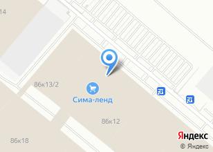 Компания «Российско-Китайский бизнес парк» на карте