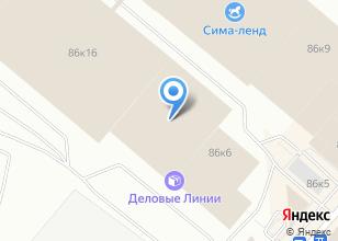 Компания «Биокамин.рф» на карте