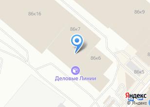 Компания «Кабельные системы» на карте