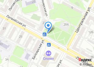 Компания «Flower city» на карте