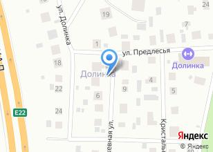 Компания «Долинка» на карте