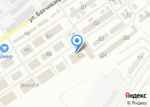 Компания «100000ламп.рф» на карте