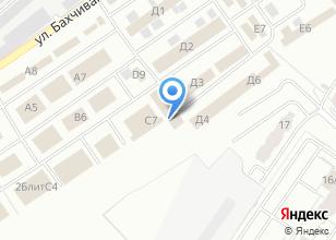 Компания «УправДом» на карте