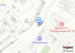 Компания «Мир теплиц» на карте