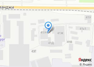 Компания «Такси-Город» на карте