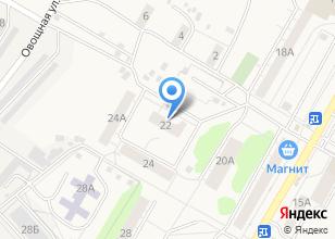 Компания «Строящийся жилой дом по ул. Главная (пос. Исток)» на карте