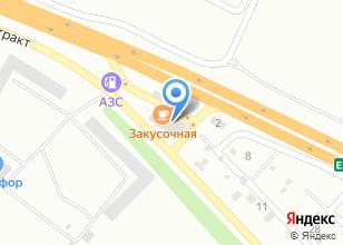Компания «Арт-Ландшафт» на карте