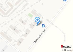 Компания «Строящийся жилой дом по ул. Луговая (Просторы)» на карте