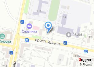 Компания «Импульс-Сервис» на карте