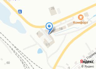 Компания «SunTek» на карте