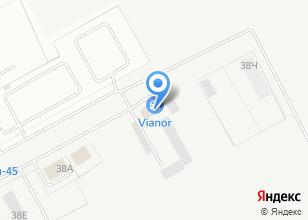 Компания «Русьшина» на карте