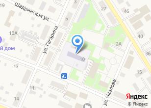 Компания «Теремок детский сад» на карте