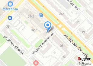 Компания «УМСтроймост» на карте